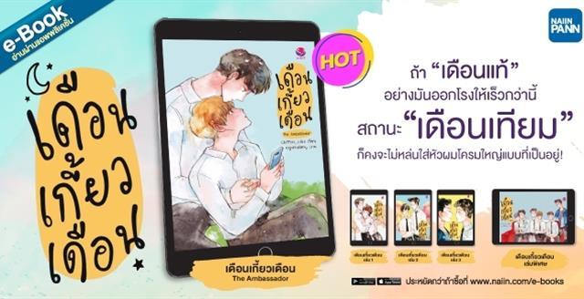 E-Book เดือนเกี้ยวเดือน The Ambassador
