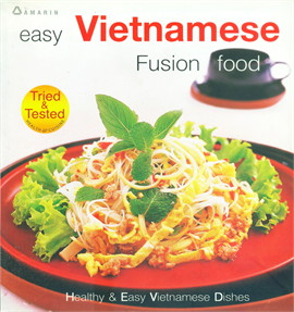 easy vietnamese fusion food (eng)