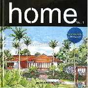 Home Vol.1 บ้านขนาดเล็กสไตล์ไทยประยุกต์