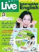หนังสือ+CD LIVE INTERACTIVE V.3