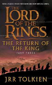 The Lord of the Rings : กษัตริย์คืนบัลลังก์ (Eng) (ปกอ่อน)