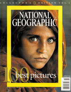 National Geographic 100 ภาพยอดเยี่ยม (National Geographic 100 best pictures)