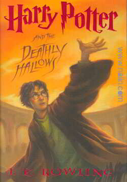 Harry Potter And The Deathly Hollows (Book 7/ Hardcover U.S. Edition)(ภาษาอังกฤษ)