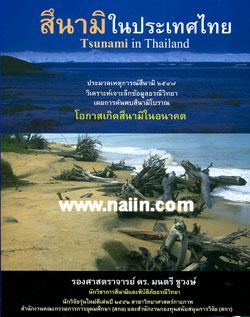 สึนามิในประเทศไทย