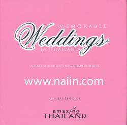 MEMORABLE WEDDINGS IN THAILAND