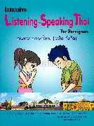 Intensive Listening-Speaking Thai for Foreigners สนทนาภาษาไทย (ฉบับเร่งรัด) + CD