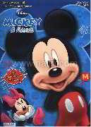 Mickey & Friend ฝึกวาดภาพระบายสี