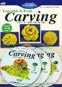 Vegetable & Fruit Carving (Eng) + CD