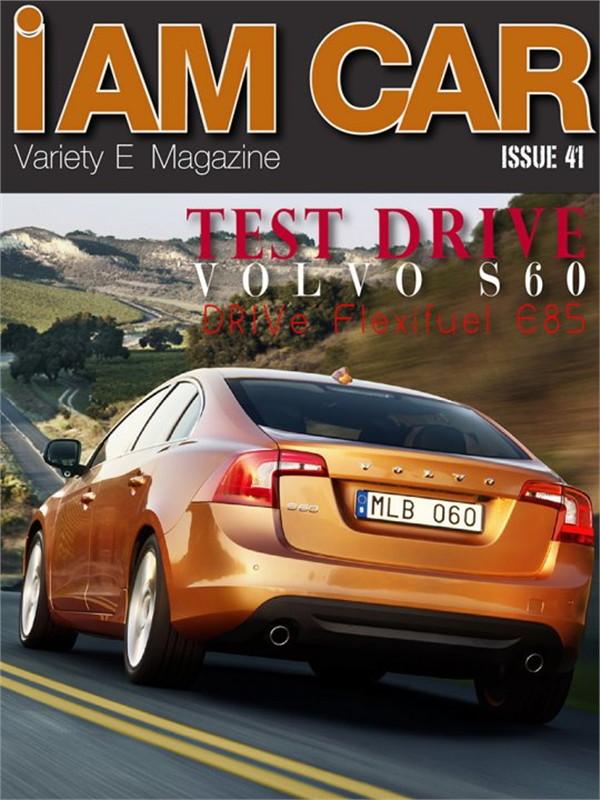 iAMCAR VARIETY E-MAGAZINE ISSUE41(ฟรี)