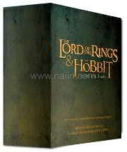 ชุด Box Set The Lord of the Rings & The Hobbit