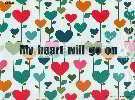 ชุด Box Set My heart will go on