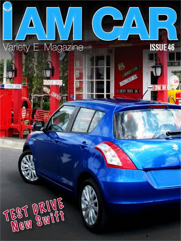 iAMCAR VARIETY E-MAGAZINE ISSUE46(ฟรี)