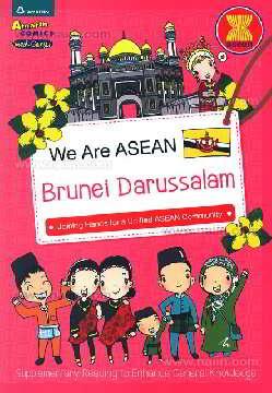 We are ASEAN : Brunei Darussalam (Eng)