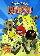 ANGRY BIRDS เกมสนุกสุดหฤหรรษ์ ระเบิดความมันส์ไปกับเกมและระบายสี!