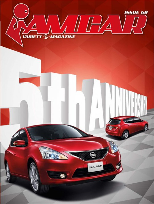 iAMCAR VARIETY E-MAGAZINE ISSUE60(ฟรี)