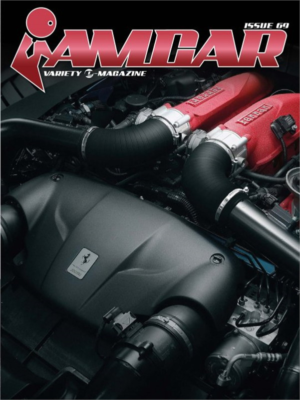 iAMCAR VARIETY E-MAGAZINE ISSUE69(ฟรี)