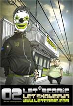 LET'S Comic 02 (ฉบับPOCKET BOOK)