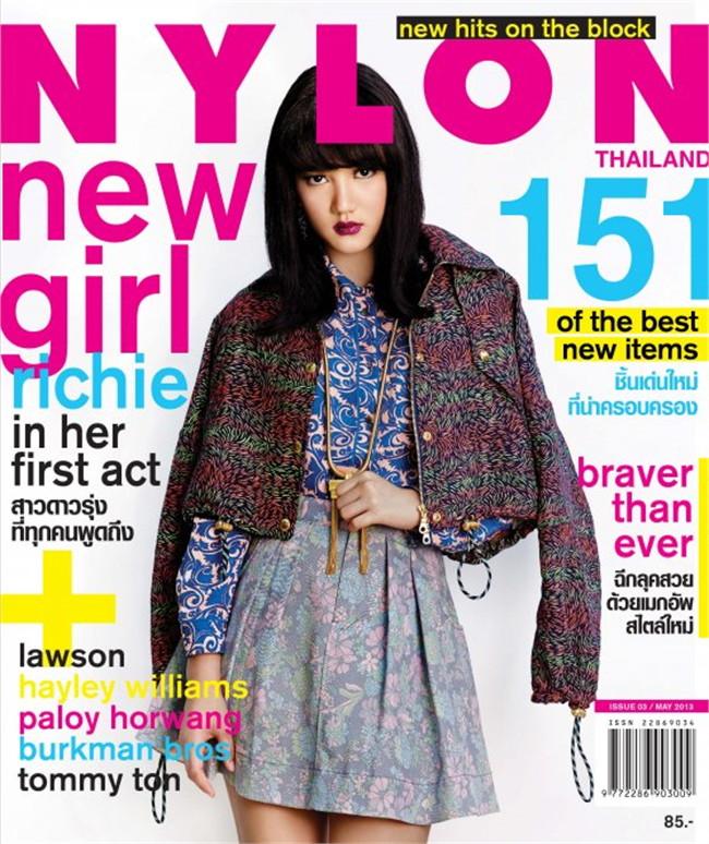NYLON Thailand issue 03