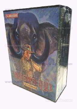 ชุด Box Set เพชรพระอุมา 48 ปี ชุดที่ 8 ตอนไอ้งาดำ (ล.29-32)