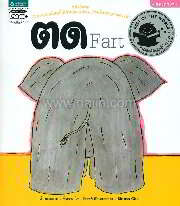 ตด Fart (Thai-Eng) (ปกอ่อน)