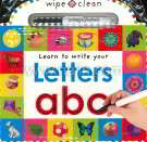 Wipe Clean Learning: Letters