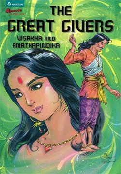 The Great Givers : Visakha and Anathapindika (Eng)