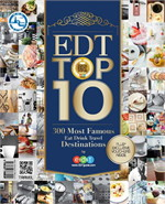 EDT TOP 10 รวม 300 สถานที่ กิน ดื่ม เที่