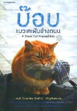 บ๊อบ แมวเตะฝันข้างถนน