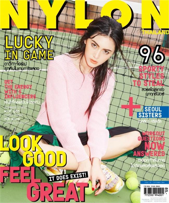 NYLON Thailand issue 19