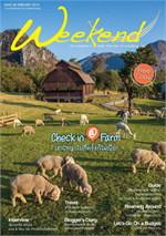 นิตยสารWeekend ฉ.68 ก.พ 57(ฟรี)