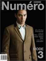 NUMERO (HOMME) MARCH 2014