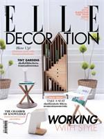 ELLE DECORATION No.186 August 2014