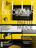 ELLE DECORATION No.189 November 2014
