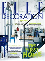 ELLE DECORATION No.179 January 2014