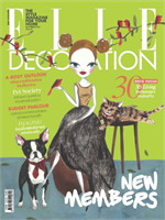 ELLE DECORATION No.180 Feburary 2014