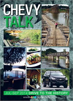 CHEVY TALK Issue 3 (ฟรี)