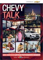 CHEVY TALK Issue 5(ฟรี)