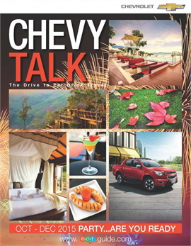 CHEVY TALK Issue 8 (ฟรี)