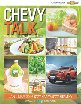 CHEVY TALK Issue 9 (ฟรี)