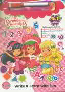 Strawberry Shortcake Write & Learn with