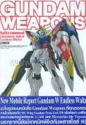 Gundam Weapons New Mobile Report Gundam