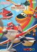 เหินเวหาท้าระบายสี Planes: Fire & Rescue