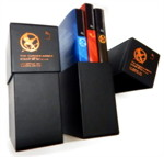 Box Set The Hunger Games Leather(ปกอ่อน)
