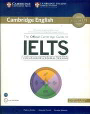 OFFICIAL CAM.GUIDE TO IELTS:STUDENT'S+AN