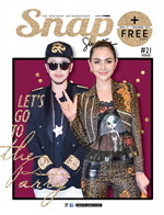 Snap Magazine Issue21 December 2015(ฟรี)