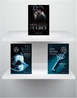 ชุดหนังสือ Fifty Shades ล. 1-3