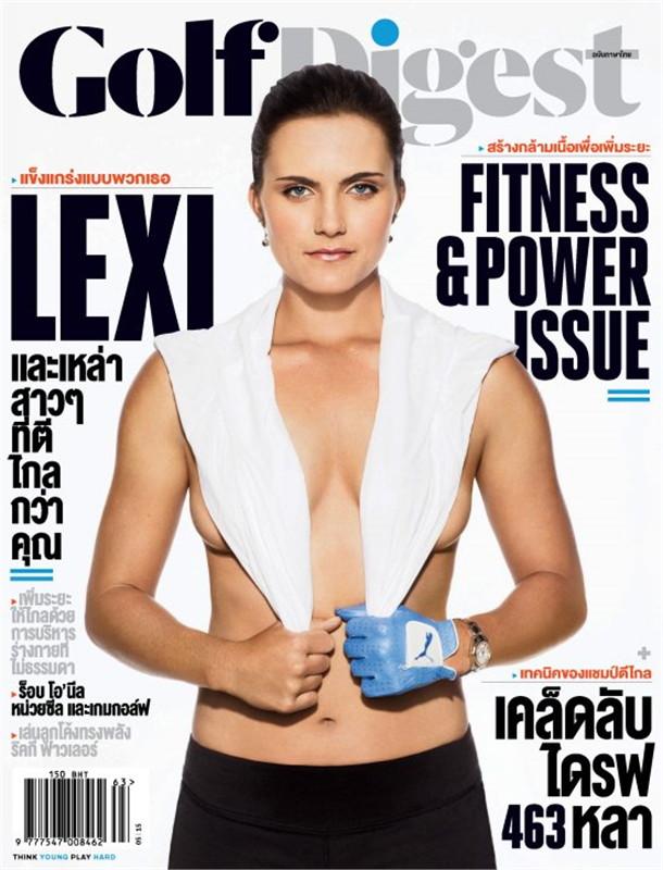 Golf Digest - ฉ. พฤษภาคม 2558