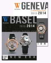 Watch World-Wide : The Annual Basel-Geneva 2013-2014