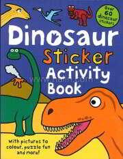 Sticker Activity Books: Dinosaur
