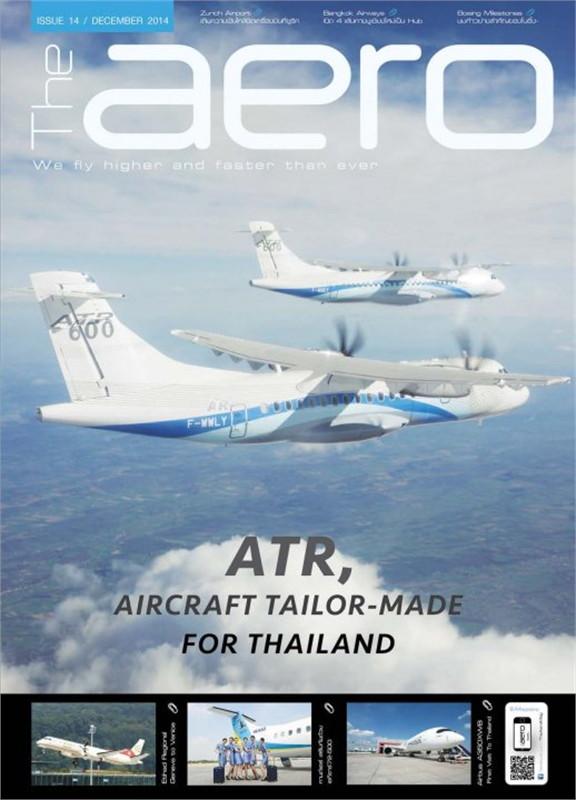 The Aero Magazine ฉ.14 ธ.ค 57 (ฟรี)